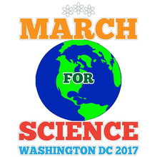March For Science Shirts 2017